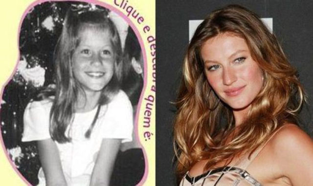 Supermodels And Their Yearbook Photos 004