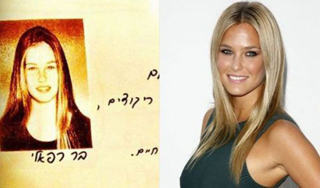 Supermodels And Their Yearbook Photos 011