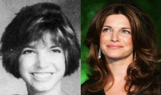 Supermodels And Their Yearbook Photos 018