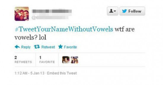 The Dumbest Twitter Users 010