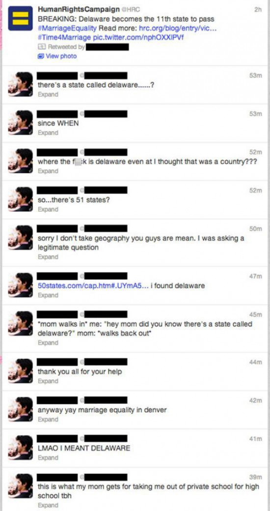 The Dumbest Twitter Users 015