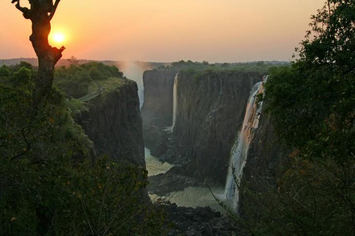 Victoria Falls, Zambia Zimbabwe