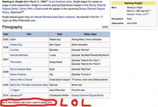 Wikipedia Got Weird 005