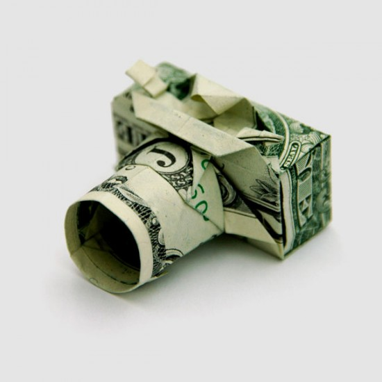 20 Cool Examples of Dollar Bill Origami 013