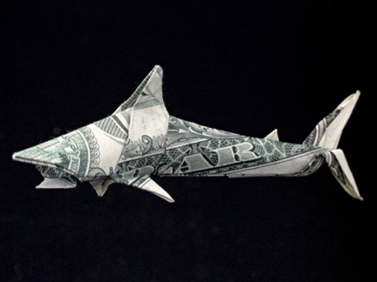 20 Cool Examples of Dollar Bill Origami 019
