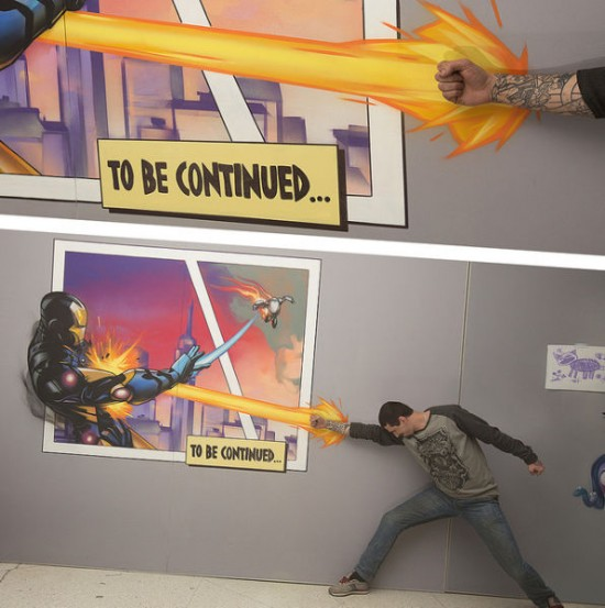 Cool 3D Paintings That Literally Jump Out at You 003