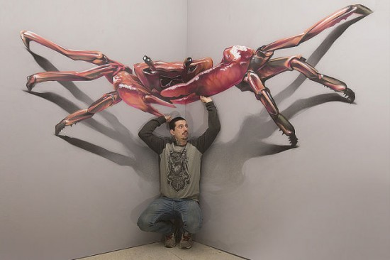 Cool 3D Paintings That Literally Jump Out at You 004