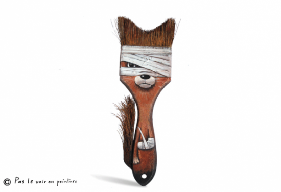 Everyday Objects Transformed into Whimsical Characters 002