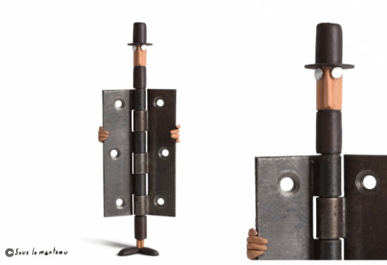 Everyday Objects Transformed into Whimsical Characters 009