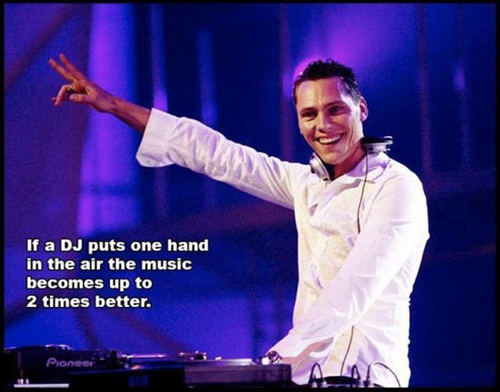 Hilarious Facts About DJs 001
