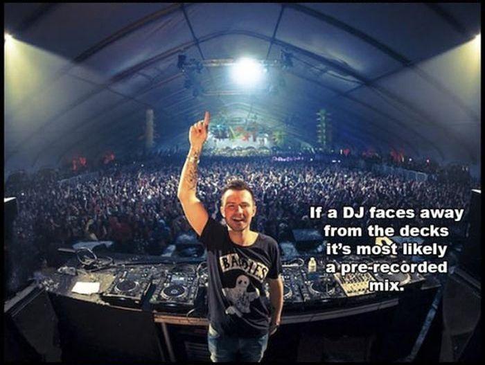 Hilarious Facts About DJs 005