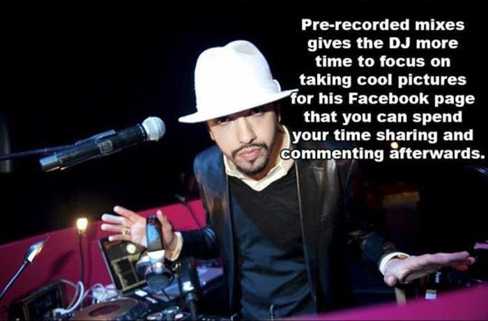Hilarious Facts About DJs 006