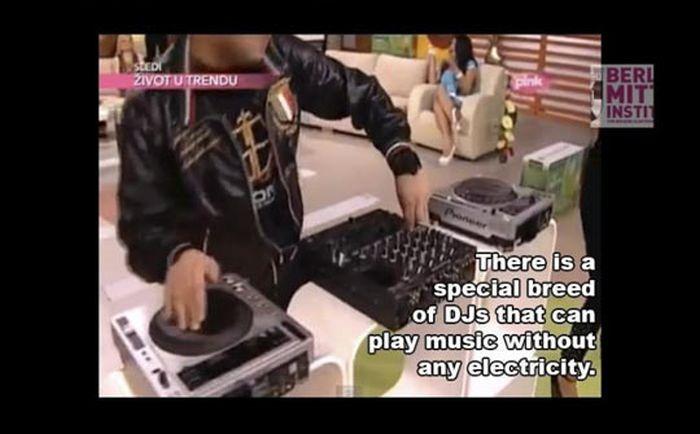 Hilarious Facts About DJs 007