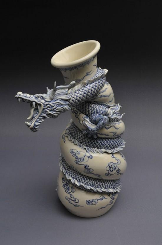 Living Clay Sculptures By Johnson Tsang 003