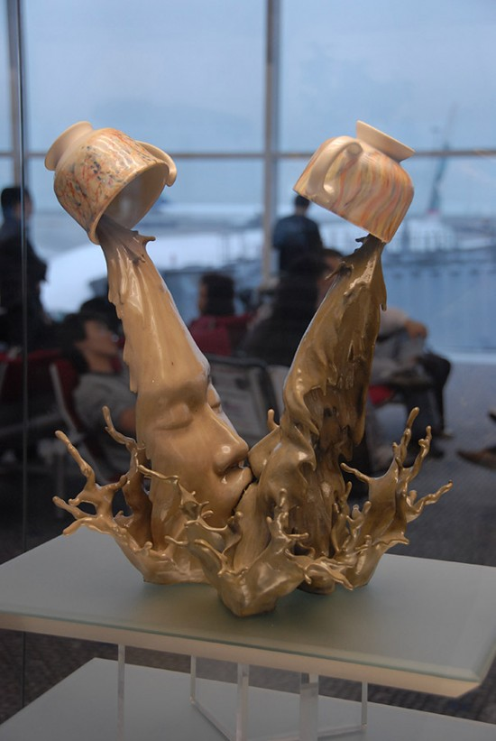 Living Clay Sculptures By Johnson Tsang 004