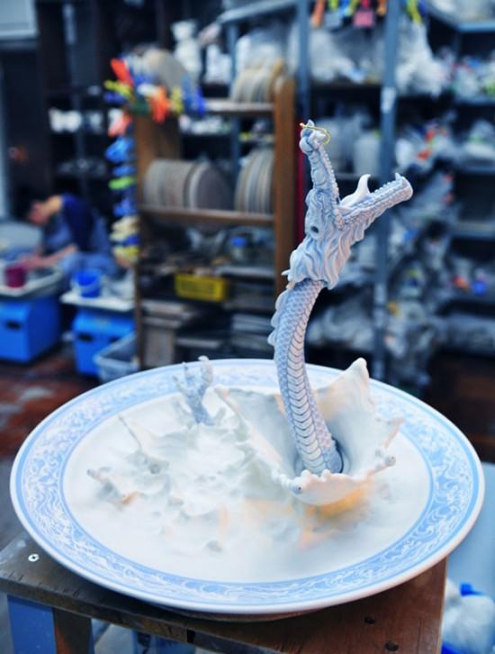 Living Clay Sculptures By Johnson Tsang 006
