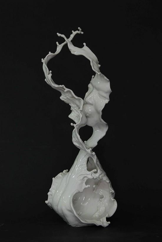 Living Clay Sculptures By Johnson Tsang 007