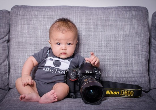Mechanical Engineer Finds His Creative Side While Capturing His Two Kids 007
