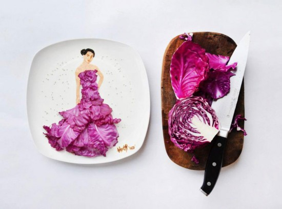 Painting with Food by Red Hong Yi 002