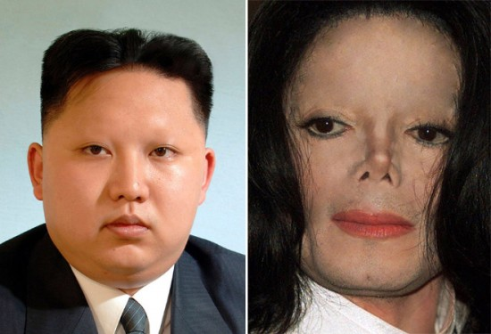 The Supreme Leader and Michael Jackson