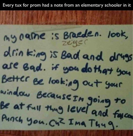 These Kids Wrote The Weirdest Things 004