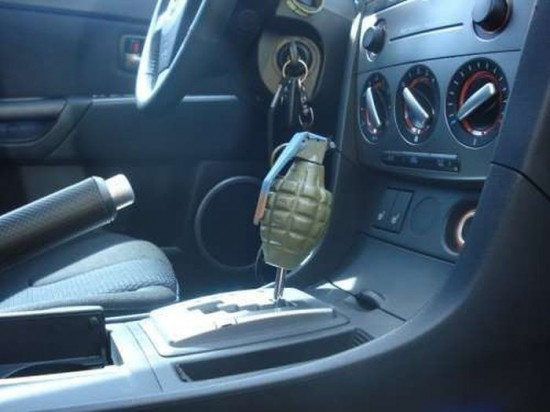 40 Awesome Custom Shift Knobs 022