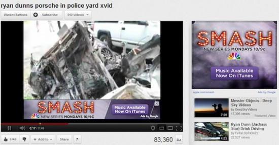 It Can't Be An Accident, But Just Perfectly Timed YouTube Ads 004