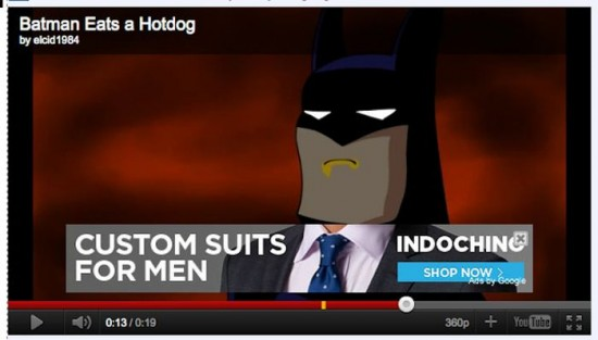 It Can't Be An Accident, But Just Perfectly Timed YouTube Ads 011