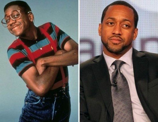 Jaleel White – 1990 and now