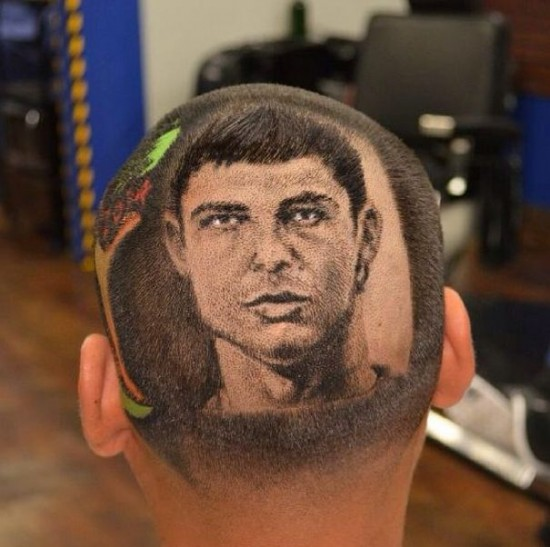 Modern art Haircuts by Rob the Original 006
