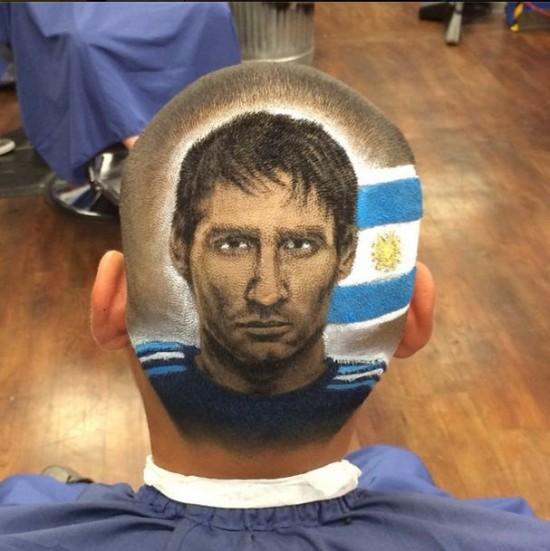 Modern art Haircuts by Rob the Original 016