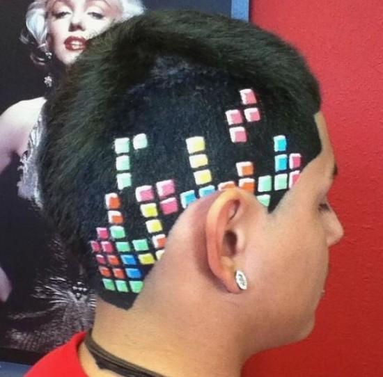 Modern art Haircuts by Rob the Original 023