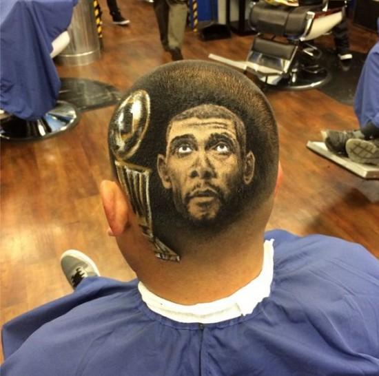 Modern art Haircuts by Rob the Original 029