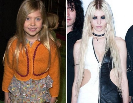 Taylor Momsen – 2000 and now
