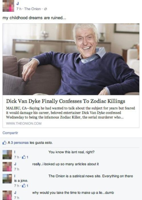 The Dumbest People Comment On Facebook 028
