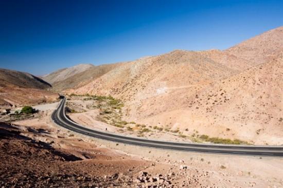 Arica to Iquique Road (Chile)