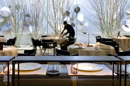 Moo Restaurant at Hotel Omm Barcelona