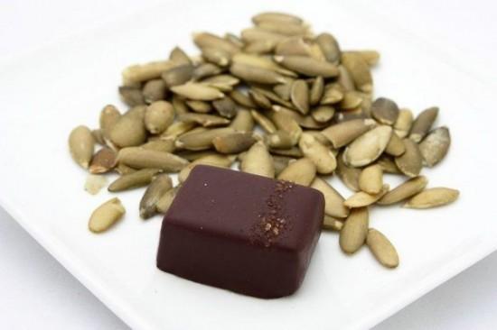 Pumpkin Chai Chocolate
