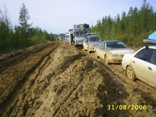 The Russian Federal Highway