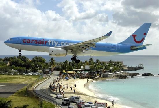 Princess Juliana International Airport (Saint Martin)