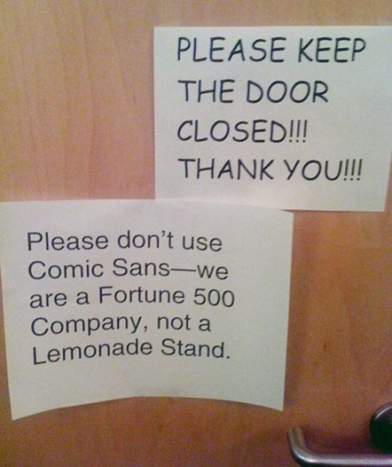 Funny office notes 12