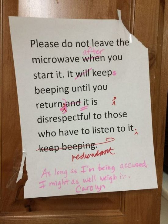 Funny office notes 13