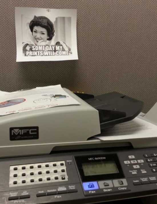 Funny office notes 16