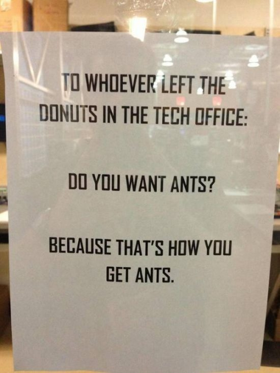 Funny office notes 18
