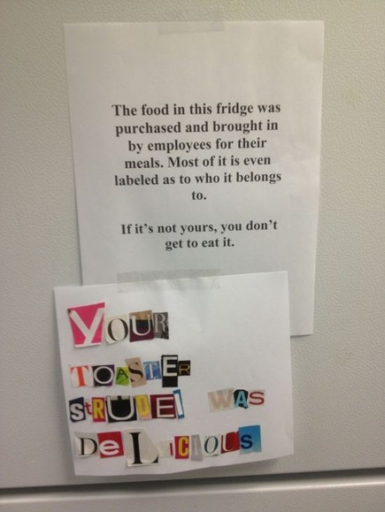 Funny office notes 19