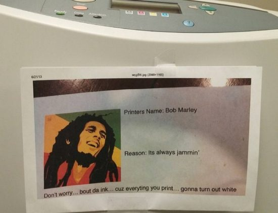Funny office notes 21