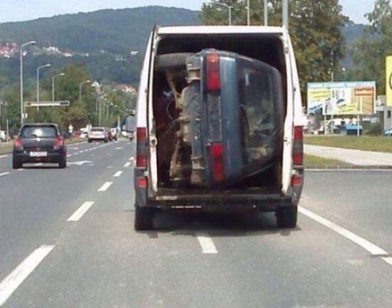 Hilarious transportation 09