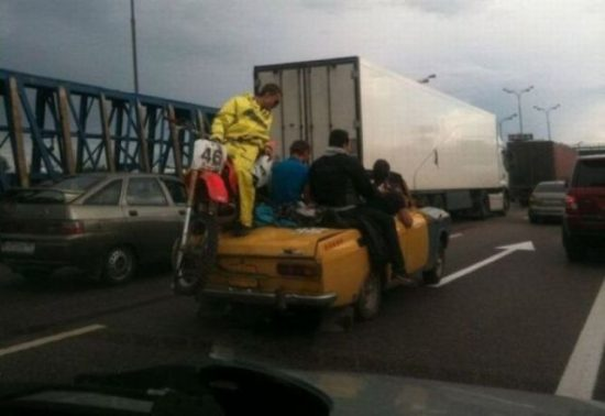 Hilarious transportation 26