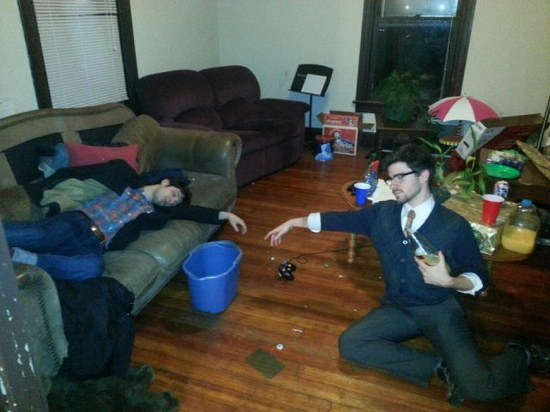 Totally drunk 23