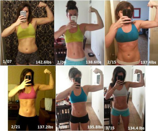 weight loss transformations 20